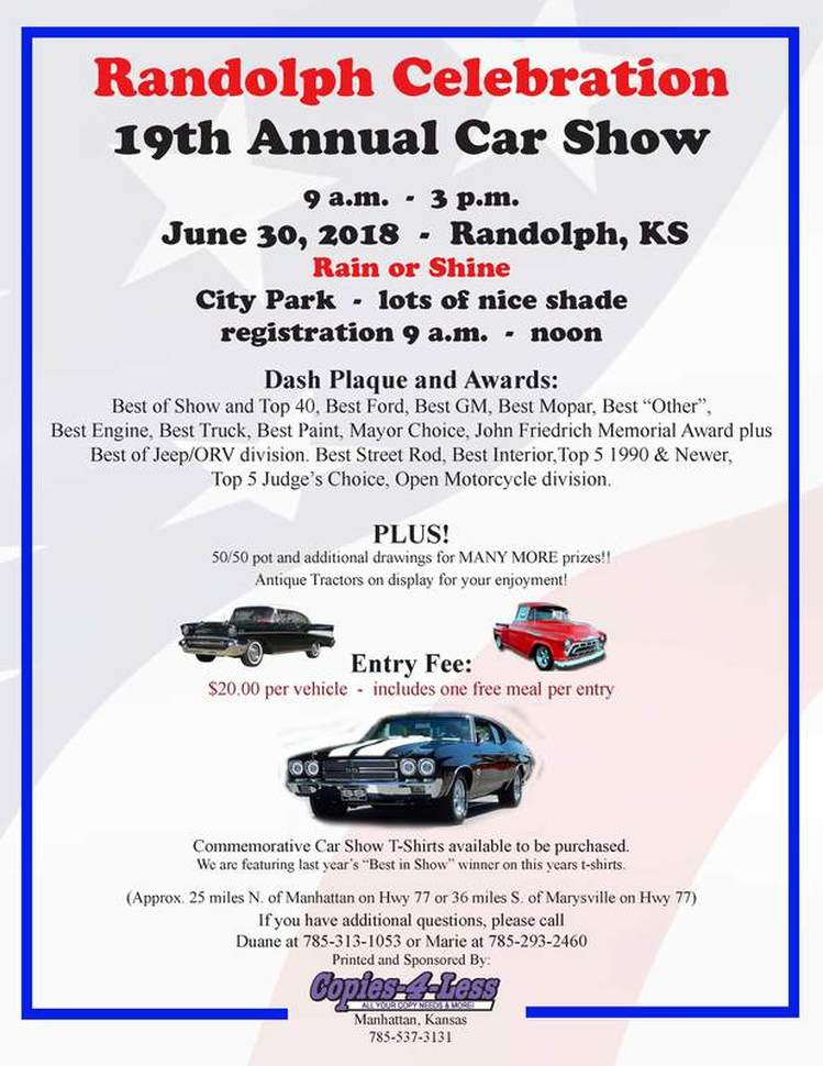 Car Show - Kansas city car show calendar